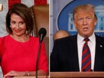 Chủ tịch Hạ viện không cho Tổng thống Trump đọc Thông điệp Liên bang