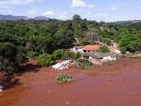 Vỡ đập ở Brazil: 7 người chết, 150 người mất tích