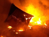10 người thiệt mạng sau đám cháy kinh hoàng ở trung tâm đào tạo CLB tại Brazil