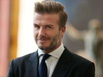 Beckham và đặc ân chưa từng có trong lịch sử bóng đá Mỹ