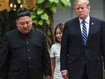 Trump nói vụ điều trần cựu luật sư khiến ông sớm rời hội nghị với Kim Jong-un