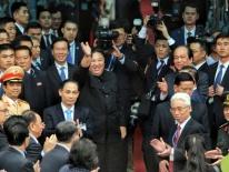 Hậu trường Thượng đỉnh Mỹ-Triều: Đổi xe, cắt đuôi báo chí như phim hành động