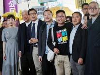 9 thủ lĩnh biểu tình ở Hong Kong bị kết tội gây rối