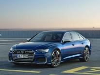 Xe sang Audi S6 và S7 2020 lộ diện, giá từ 86.379 USD