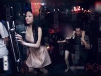 Lan truyền bức ảnh 'bằng chứng' hot girl T. A tái xuất, váy hồng xúng xính đi bar dù tin đồn clip nóng chưa tan?