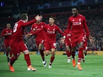Liverpool và những màn ngược dòng vĩ đại nhất  lịch sử Champions League