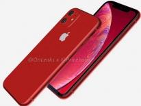Ảnh dựng iPhone XR 2019 có cụm camera 'lưng gù'