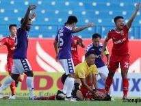 Trọng tài Việt cứu cầu thủ trong giây phút sinh tử được VFF thưởng nóng