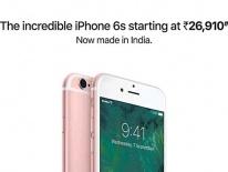 Apple sản xuất iPhone 6s tại Ấn Độ, giá chỉ còn 380 USD