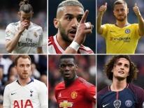 12 thương vụ chuyển nhượng đáng chú ý sắp diễn ra ở châu Âu: Pogba, Bale, Hazard sắp về đội bóng mới?