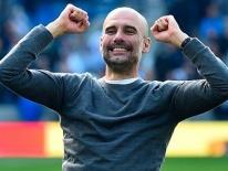 Man City bác tin Guardiola chuyển sang Juventus
