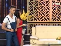 Phạm Quỳnh Anh gây bất ngờ với màn 'cưa cẩm' trai lạ táo bạo trên truyền hình