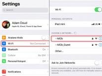 Hướng dẫn chia sẻ mật khẩu Wi-Fi giữa các máy iPhone, iPad