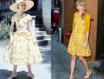 Những bộ váy mùa hè mang tính biểu tượng ở Hollywood