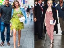 Váy họa tiết hoa ngọt ngào vẫn được lòng tín đồ thời trang thế giới