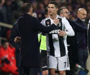Cristiano Ronaldo được 'lên chức' HLV của CLB Juventus