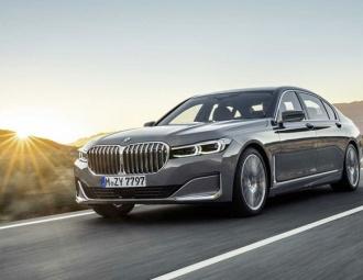 BMW 7-Series 2020 ra mắt với thiết kế lột xác