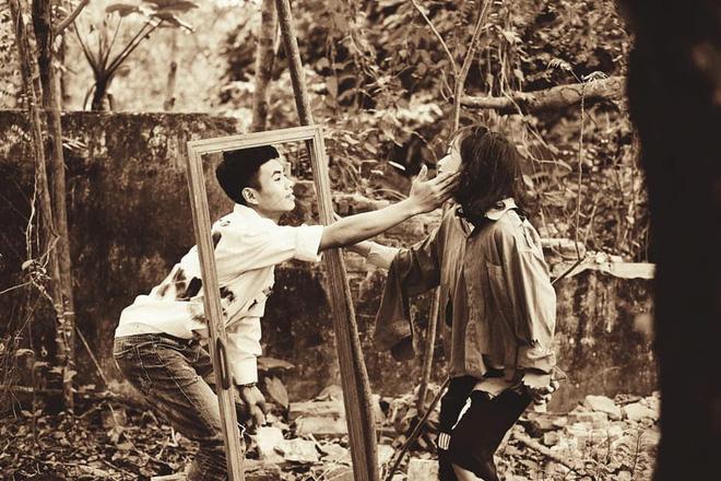 Bộ ảnh kỷ yếu phong cách cái bang của các bạn trẻ 10X ở Hà Nội - 5