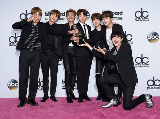 BTS năm thứ 2 được đề cử Billboard Music Awards, đối đầu Justin Bieber - 1