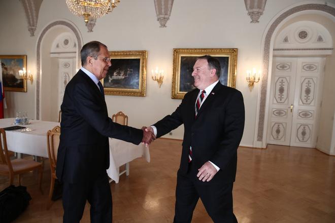 Toàn cảnh Thượng đỉnh Helsinki: 'Chấp nhận rủi ro chính trị để theo đuổi hòa bình' - 9