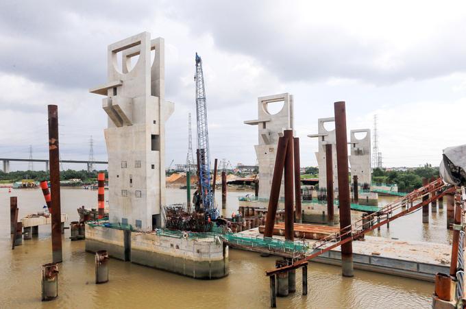 Hơn ba tháng 'bất động' của dự án chống ngập 10.000 tỷ đồng ở TP HCM - 1