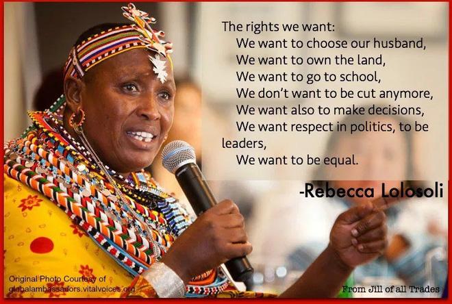 'Nữ Nhi Quốc' tại châu Phi: bất mãn với đàn ông, phụ nữ sống hạnh phúc cùng nhau! - 1