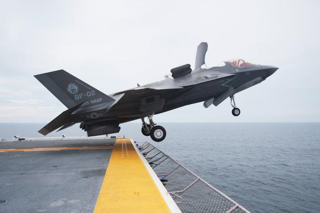 'Đứa con lắm tật' F-35 Mỹ muối mặt tránh xa tọa độ lửa Syria: Quyết định chóng vánh