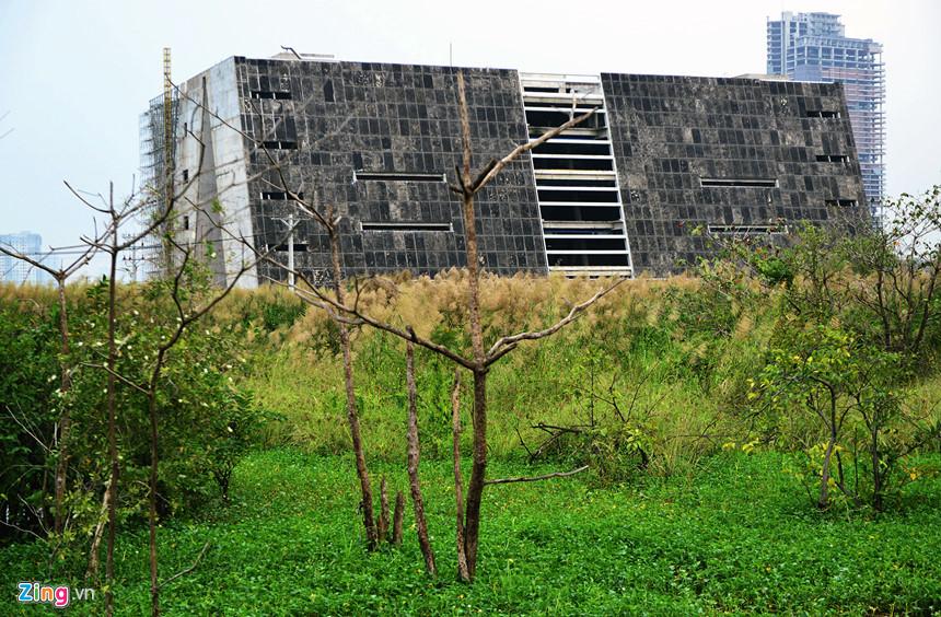 Cận cảnh khu đất kim cương xây nhà hát ở Thủ Thiêm - 8