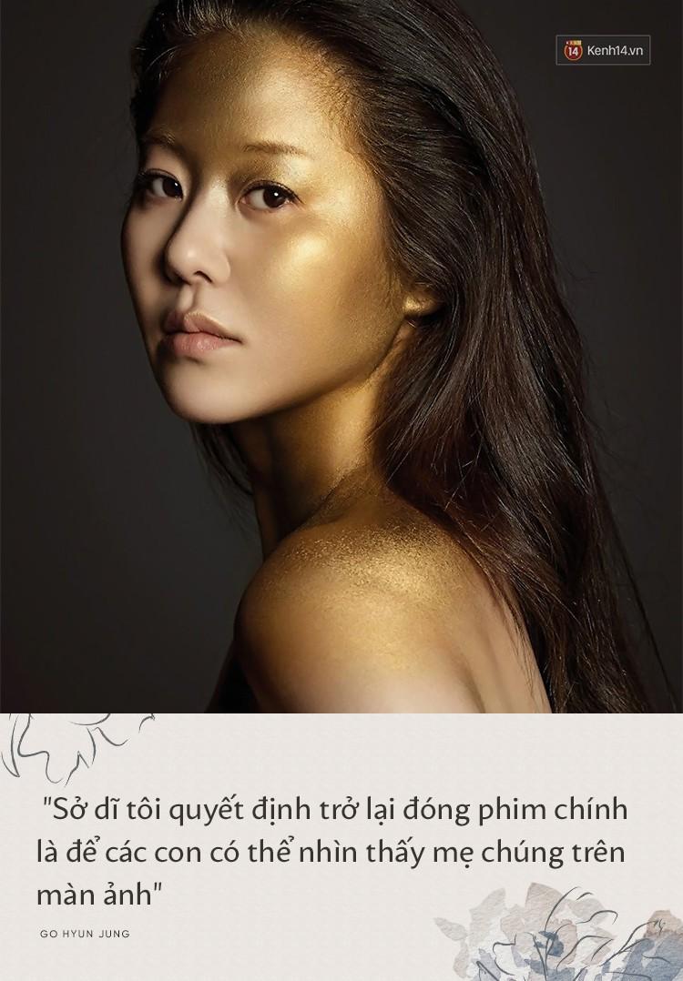 Bi kịch cô dâu đế chế Samsung Go Hyun Jung: 15 năm chịu đựng quy tắc ngầm, thành bà hoàng chỉ để 2 con được thấy mẹ - 6