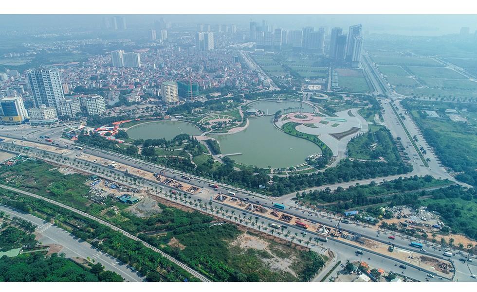 Toàn cảnh tuyến đường 8500 tỷ đồng đang tác động mạnh mẽ lên thị trường bất động sản phía bắc thủ đô - 2