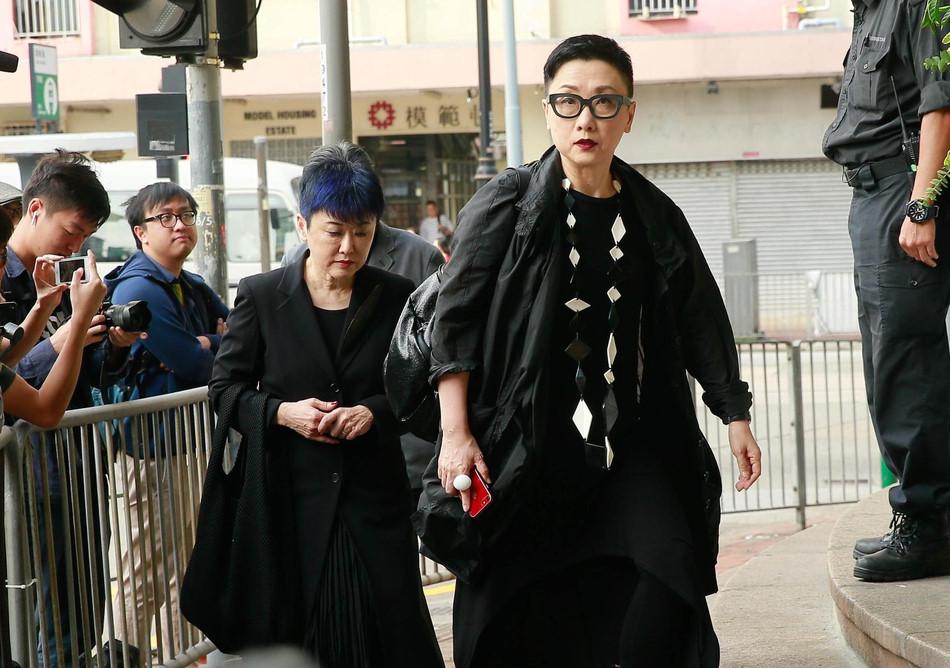 Tỷ phú Jack Ma và các nghệ sĩ đưa Kim Dung về nơi an nghỉ cuối cùng - 8