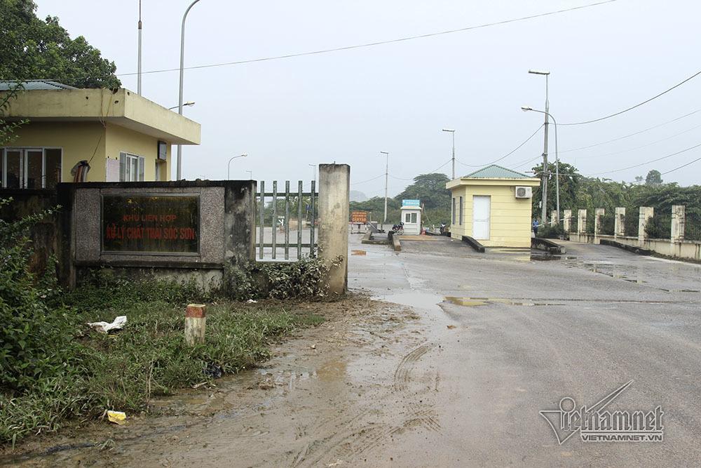 Video ảnh: Hình ảnh bãi rác lớn nhất thủ đô khiến dân Sóc Sơn chặn đường - 2