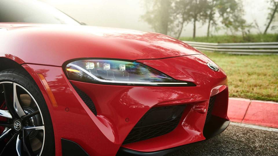 Huyền thoại Toyota Supra tái sinh, mạnh 335 mã lực - 2