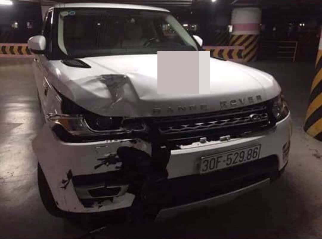 Tạm giữ hình sự lái xe Range Rover đâm 2 người chết rồi bỏ trốn - 1
