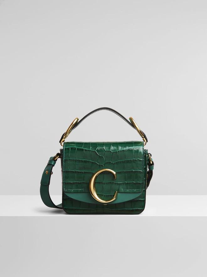 Khiến các cô nàng sành điệu nhất phải chết mê chết mệt, chiếc túi chữ C bí ẩn này chính là IT bag của mùa Xuân năm nay - 14
