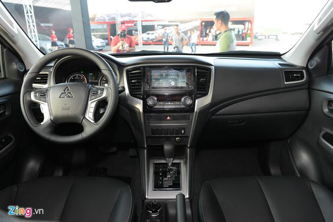 Mitsubishi Triton có mặt tại châu Âu, trang bị bỏ xa bản Việt Nam