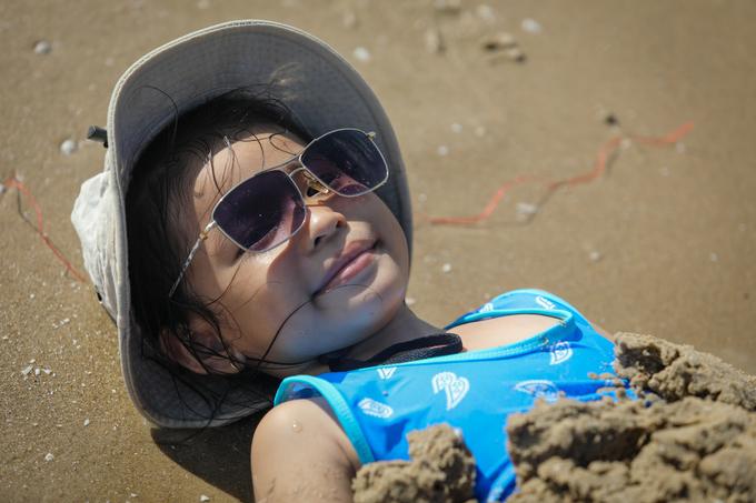 Biển Vũng Tàu đông nghịt người trong ngày nghỉ lễ - 5