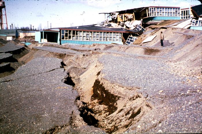 Cảnh báo đáng sợ về siêu động đất sắp xảy ra