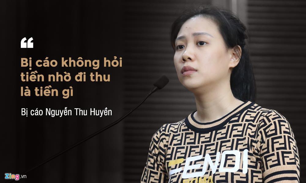 Những phát ngôn ở phiên tòa xử Ngọc Miu và Văn Kính Dương - 7