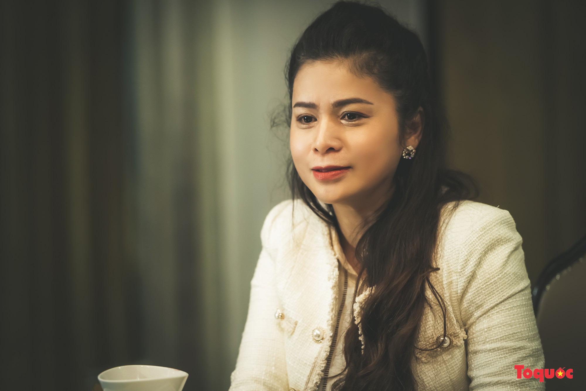 Bà Lê Hoàng Diệp Thảo: Tôi không muốn ly hôn - 2
