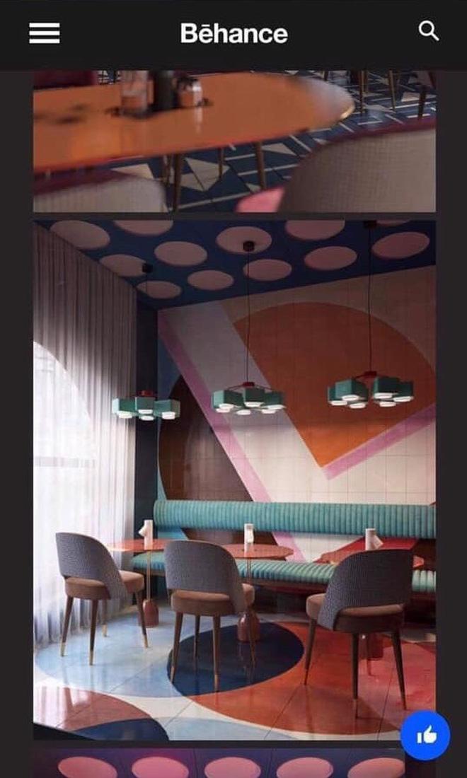 Xôn xao chuyện SV Kiến trúc bị tố lấy ảnh thật trên mạng chỉnh sửa thành bản vẽ, nhận là tác giả rồi đặt caption 'so deep' trên Instagram - 6