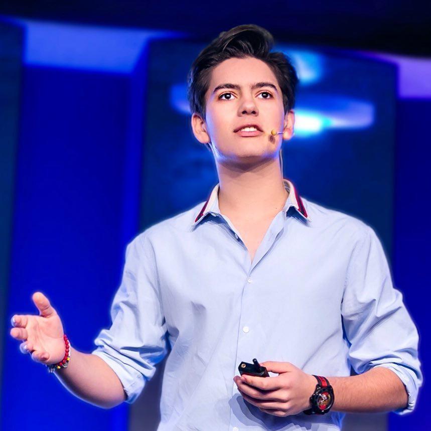 CEO trẻ nhất nước Anh: Sinh năm 2005, sở hữu combo đẹp trai và tài năng khiến người khác ngưỡng mộ hết nấc