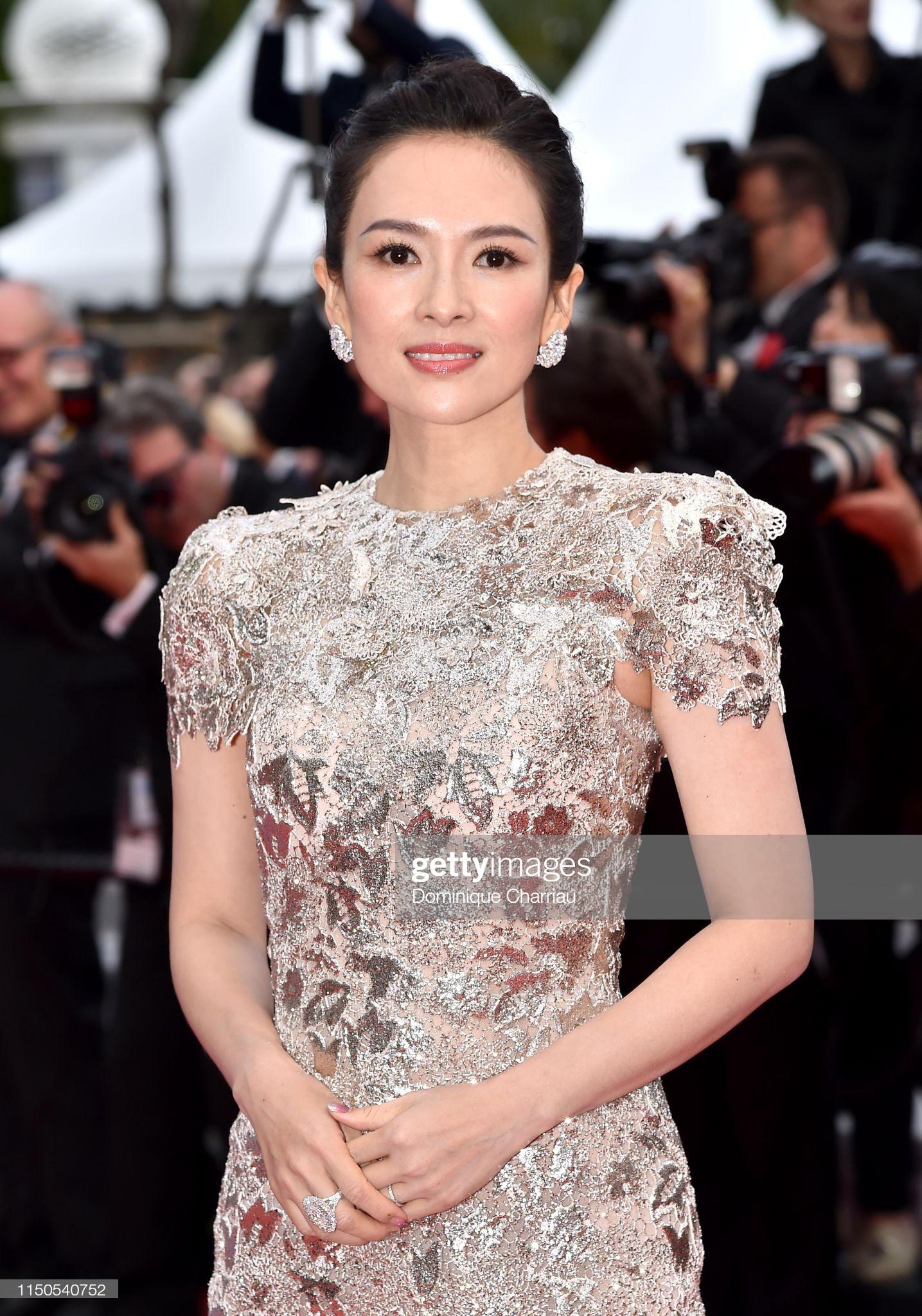 LHP Cannes ngày 6: Chương Tử Di thần thái ngút ngàn, 'Hoa hậu thế giới đẹp nhất mọi thời đại' lộng lẫy như bà hoàng - 2
