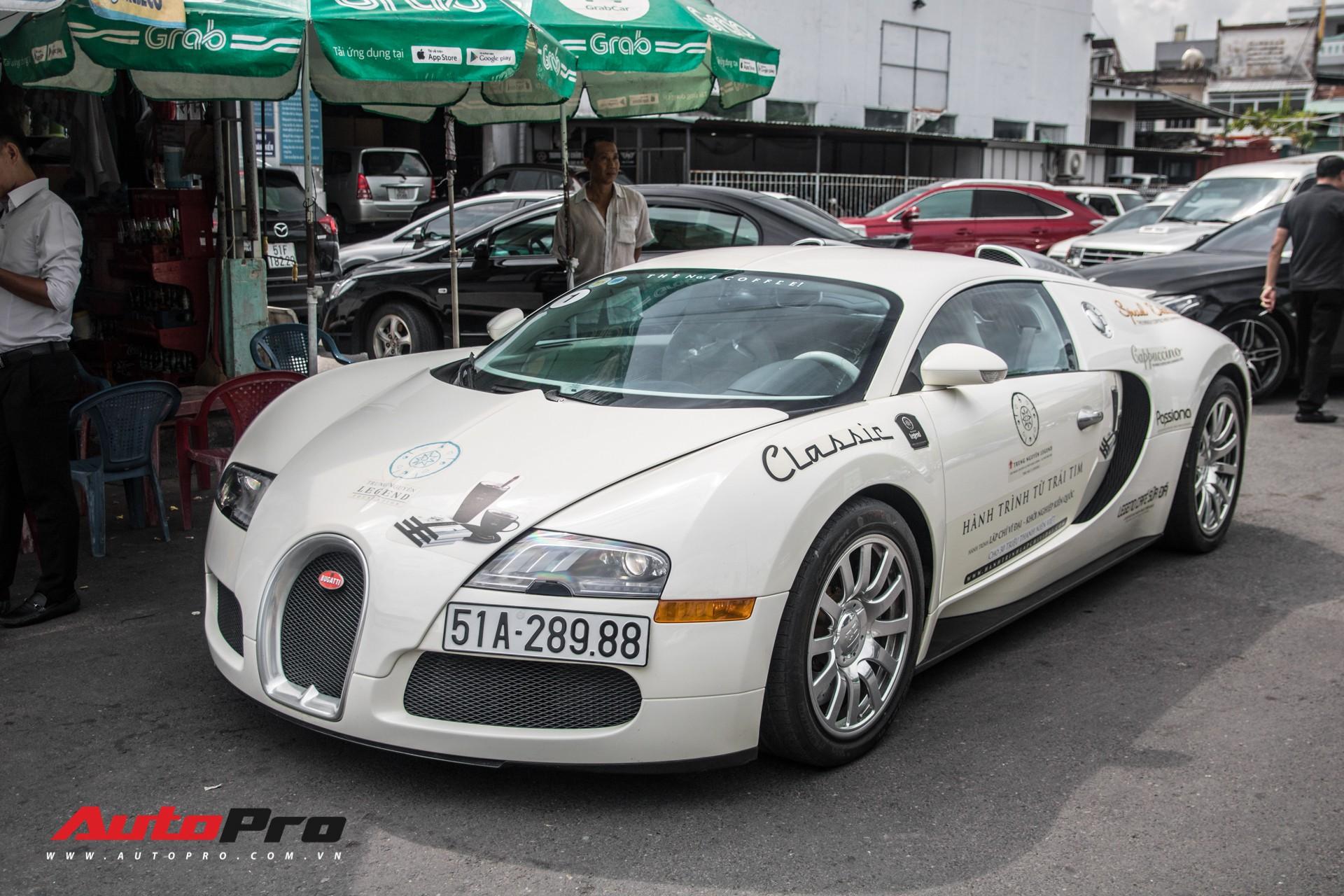 Tóm gọn Bugatti Veyron 16.4 của ông Đặng Lê Nguyên Vũ đi đăng kiểm - 4