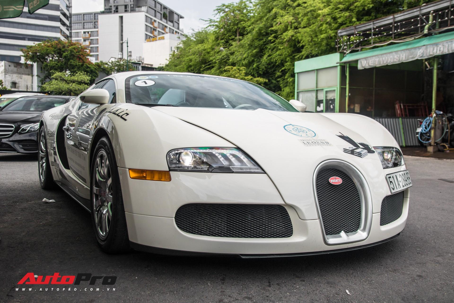 Tóm gọn Bugatti Veyron 16.4 của ông Đặng Lê Nguyên Vũ đi đăng kiểm - 9