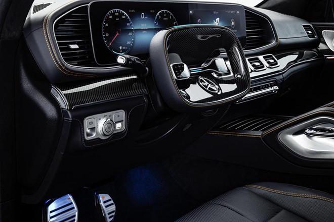 Mercedes GLE nâng cấp cả túi khí, dây an toàn lẫn đèn chống ngủ gật - 8