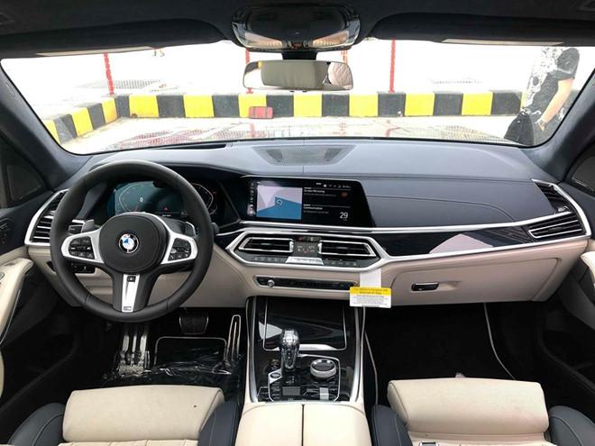 BMW X7 đầu tiên cập bến VN, nhập khẩu tư nhân, giá khoảng 7 tỷ đồng - 5
