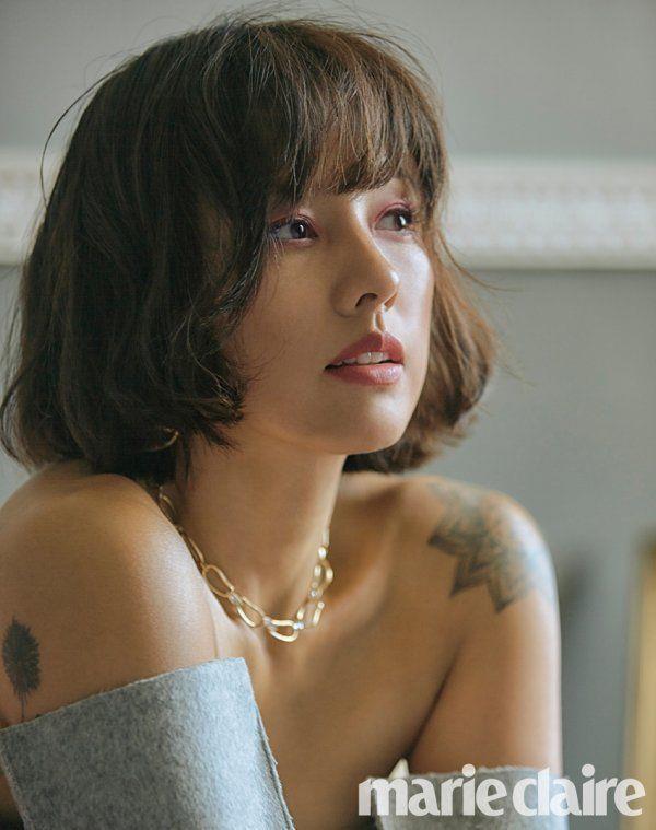 Dàn mỹ nhân nổi tiếng Hàn Quốc trẻ hơn nhờ tóc ngắn cá tính - 7