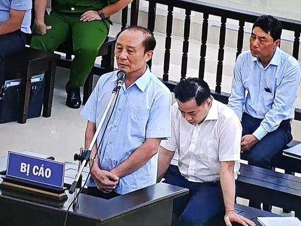 Xét xử phúc thẩm hai cựu thứ trưởng Bộ Công an và Vũ 'nhôm: Lời khai bất nhất của cựu Trung tướng Phan Hữu Tuấn