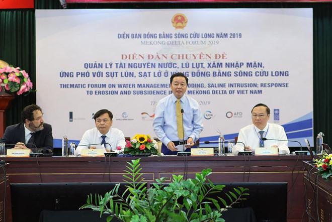 Sài Gòn có nơi lún 0,8 m do khai thác nước ngầm quá mức